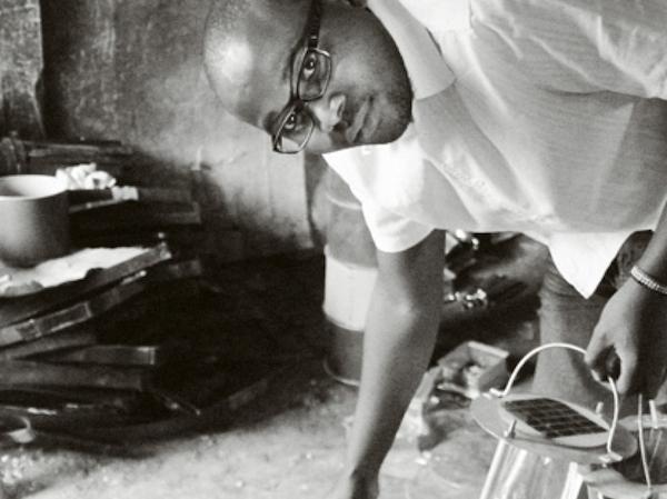 Evans Wadongo, 27, Kenyan