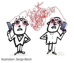Spectrum illustration